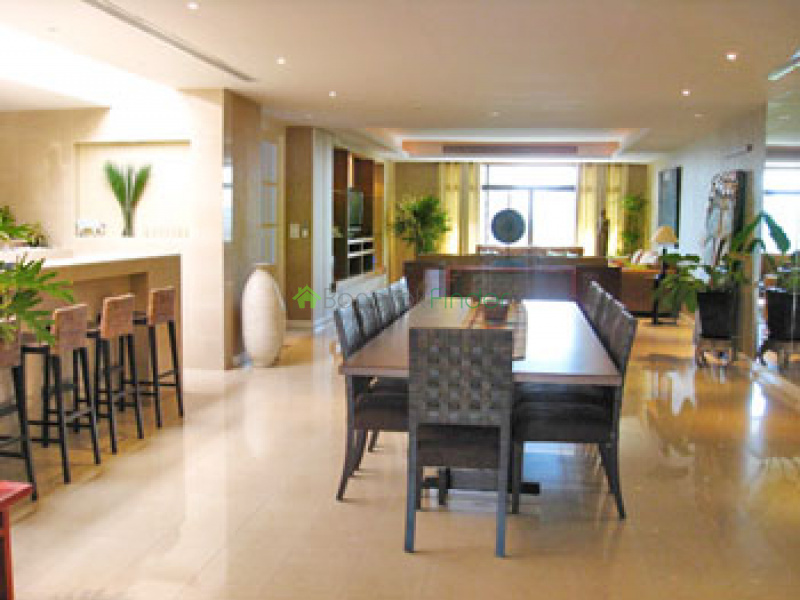 Sukhumvit 61, Ekamai, Thailand, 5 Bedrooms Bedrooms, ,5 BathroomsBathrooms,Condo,For Rent,Baan Ananda,6480